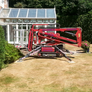 Tracked Self Propelling 14 Metre Cherry Picker (Without Remote Control)