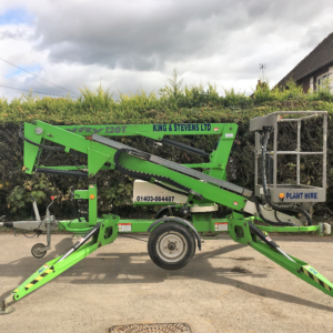 Trailer Towable 12 Metre Cherry Picker