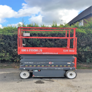 Skyjack 4632 – 11.70 Meter Electric Scissor Lift
